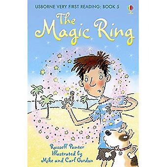 Very First Reading: The Magic Ring