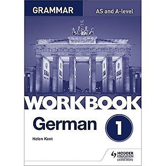 Tysk-årene grammatikk arbeidsboken 1