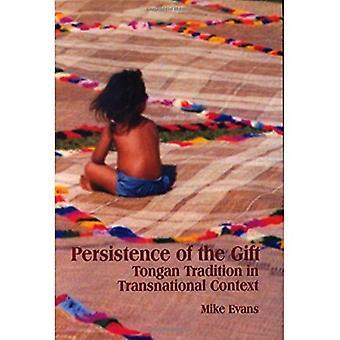 Persistentie van de Gift: Tongaans traditie in transnationale Context