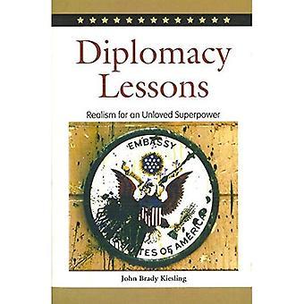 Diplomatie-Lektionen: Realismus für eine ungeliebte Supermacht