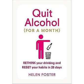 Stoppen met Alcohol (voor een maand)