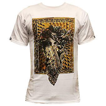 Crooks & Castles The Standard T-Shirt White