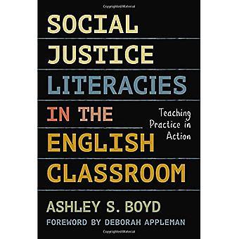 Soziale Gerechtigkeit Literalitäten im Englisch Unterricht: Unterrichtspraxis in Aktion (Sprache und Literacy-Serie)