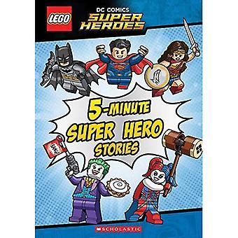 LEGO DC Super Heroes: 5 minutos Super héroe historias
