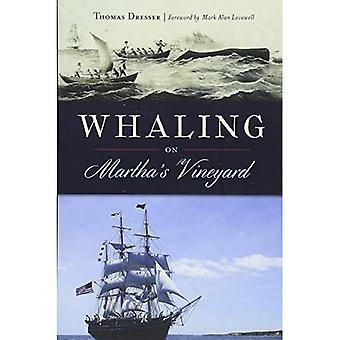 Chasse à la baleine sur Martha s Vineyard