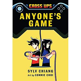Anyone's Game: Book 2 of the Cross Ups series