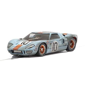 Scalextric Ford GT40 Golf #10 verweerde