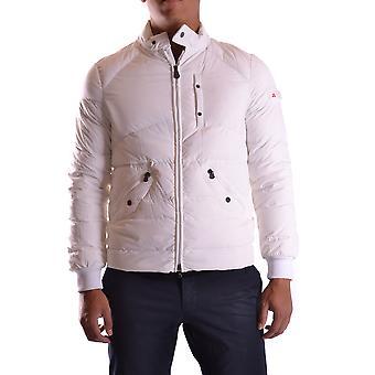Peuterey Ezbc017006 Veste en nylon blanc