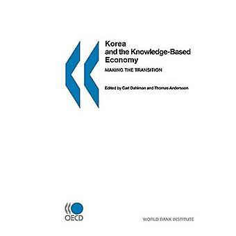 Coreia e a economia centram a transição pela publicação da OCDE