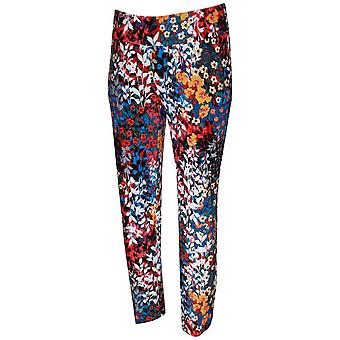 Up! Multi Print Tummy Control Trousers