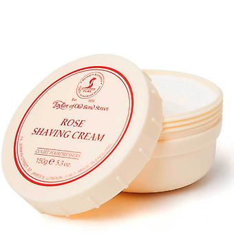 Taylor of Old Bond Street Rose Shaving Cream bowl