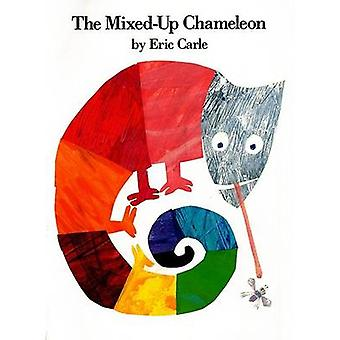 The Mixed-Up Chameleon (2nd) by Eric Carle - Eric Carle - 97806900439