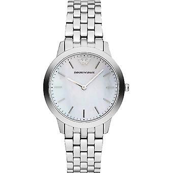 Emporio Armani Ar1750 Senhoras relógio de aço inoxidável