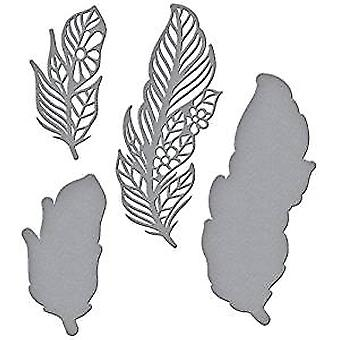 Spellbinders Feathers In The Wind Die (S4-871)