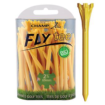 Champ Fly Tee Golf Tee 69 mm 2 3/4 Inch