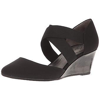 LifeStride Womens Darcy Closed Toe Special Occasion Platform Sandals