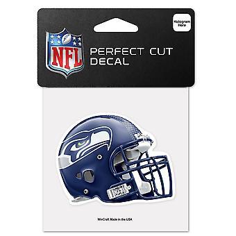 Wincraft casco adhesivo 10x10cm - NFL Seattle Seahawks