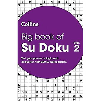Grootboek van Su Doku boek 2