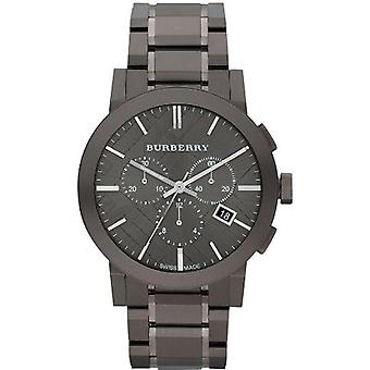 Burberry Bu9354 Chronograph Mens Watch