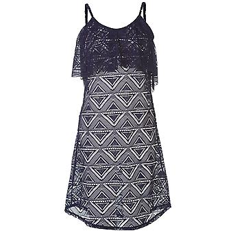 Rock and Rags Womens Mesh Beach Dress Ladies