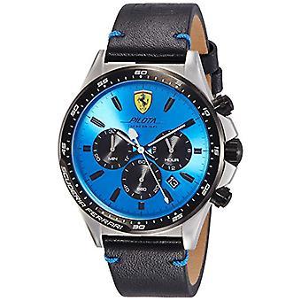 Scuderia Ferrari Clock Man ref. 0830388