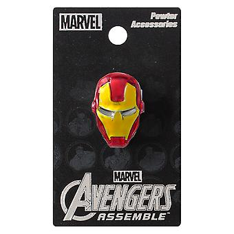 Pin - Marvel - Iron Man Colored Pewter Lapel New Toys Gifts Licensed 45392