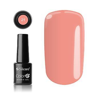 Gel Polonais-Couleur IT-21 8g Gel UV/LED