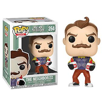 Hello Neighbor the Neighbor with Glue US Pop! Vinyl