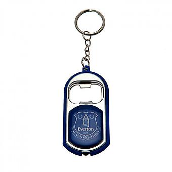 Everton FC Key Ring Torch Bottle Opener