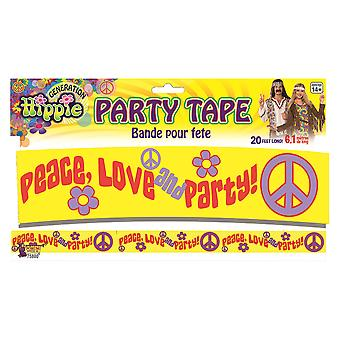 Bristol nyhed hippie Party tape