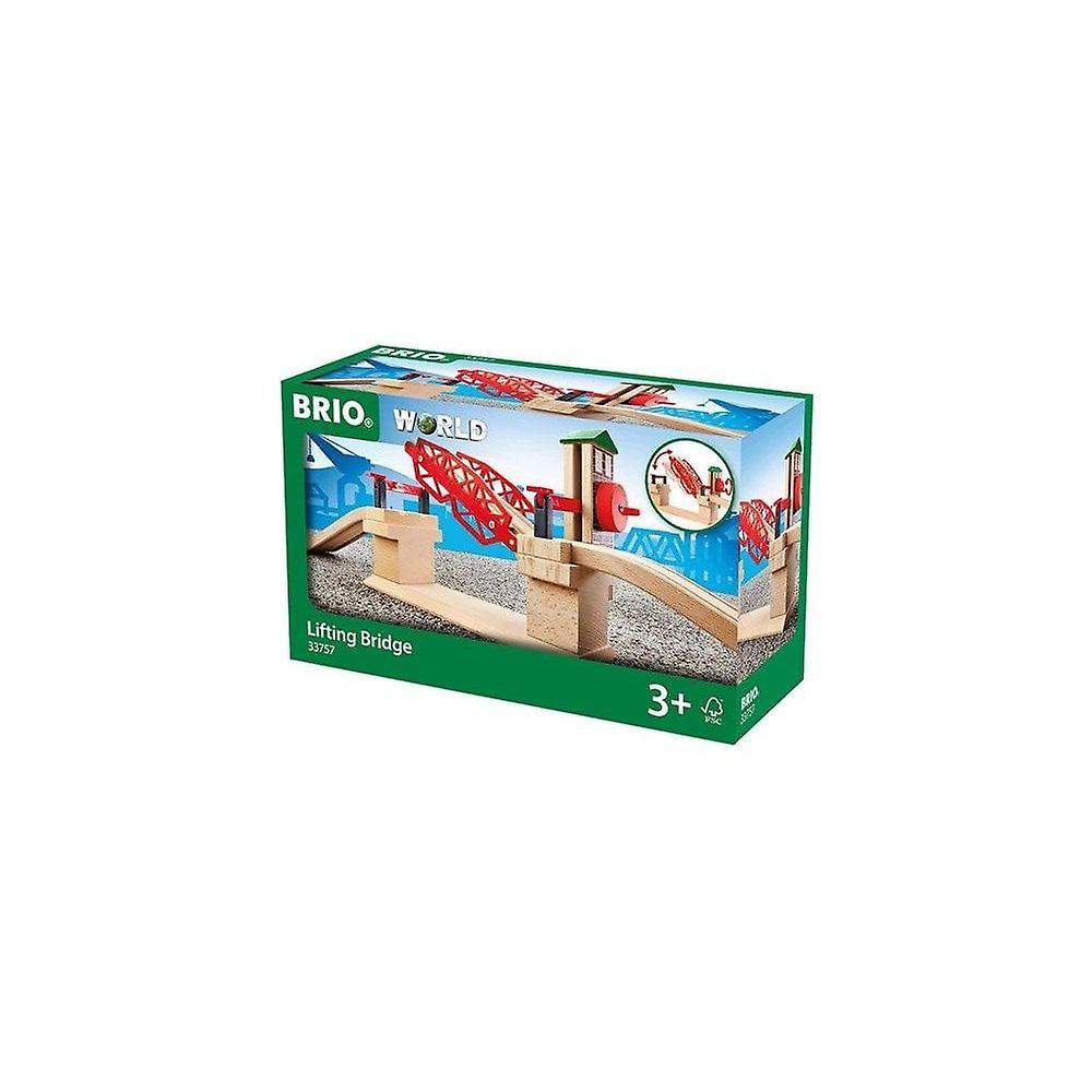 Brio 33699 Brio Curved Bridge.  Wooden Railway