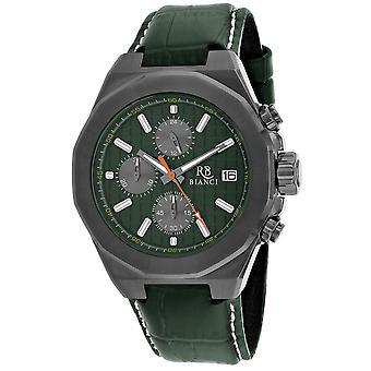 Roberto Bianci Men's Fratelli Green Dial Uhr - RB0137