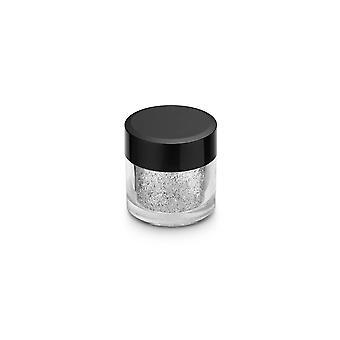 Jessica lose Glitter Topf für Nagelkunst - Silber Einreichungen (JG10)