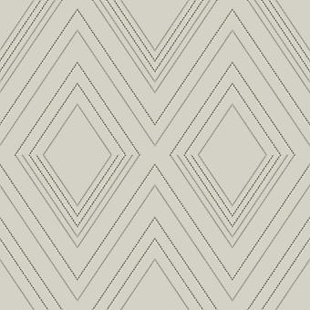 Alea Geometric Wallpaper Marfil / Champagne Muriva 703043