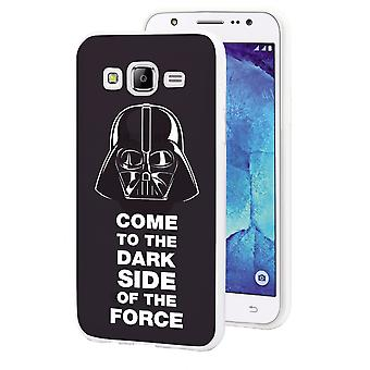 Hull For Samsung Galaxy J5 (2016) Dark Wador Star Wars