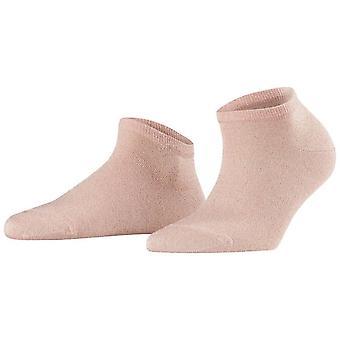 Falke Shiny Sneaker Socks - Blossom Pink