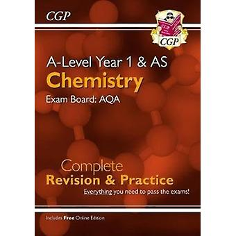 New ALevel Chemistry AQA Year 1  AS Complete Revision  P