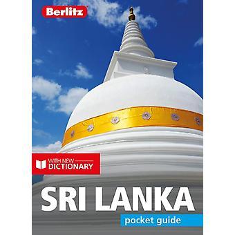 Berlitz Pocket Guide Sri Lanka Travel Guide with Dictionary