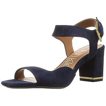 Calvin Klein Damen Chantay Heel Sandale