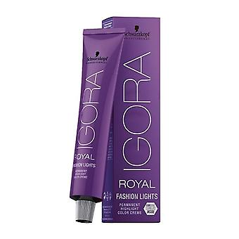 Schwarzkopf permanent igora royal fashion lights 60ml