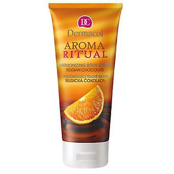 Dermacol  Aroma Ritual Body Lotion - Belgian Chocolate