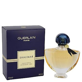 Shalimar au au de toilette spray di guerlain 401519 50 ml