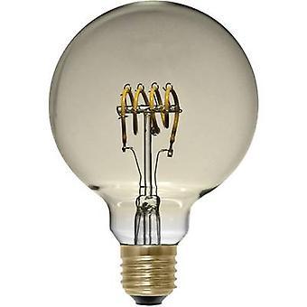 Segula LED (monochrome) EEC B (A++ - E) E27 Globe 4 W = 15 W Gold (Ø x L) 95 mm x 135 mm dimmable, Filament 1 pc(s)