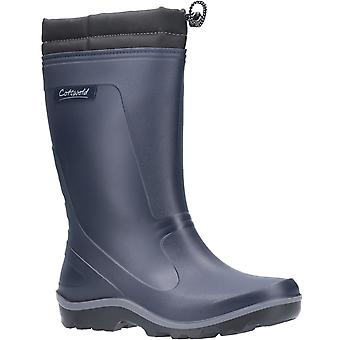Cotswold Unisex Minchinhampton Lined Wellington Boot Navy