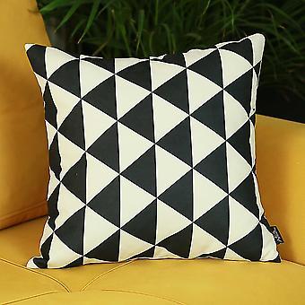 """18 """"x18"""" värillinen Scandi Square Geo koriste heittää tyynyn päällinen"""