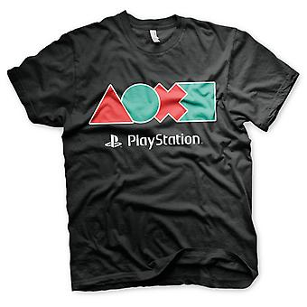 Sony Playstation Controller Video Games Console T-Shirt ufficiale