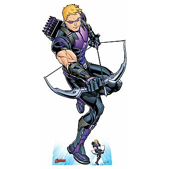 Hawkeye pil och båge
