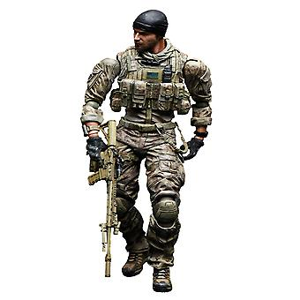 Medal of Honor Warfighter Tom Preacher Play Arts Figure