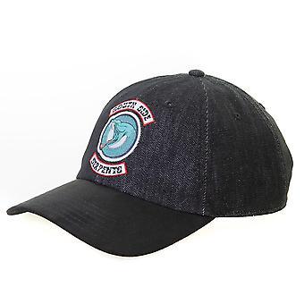 Riverdale Southside Serpents Baseball Cap Black, 100% Cotton, Gr÷s Adjustable.