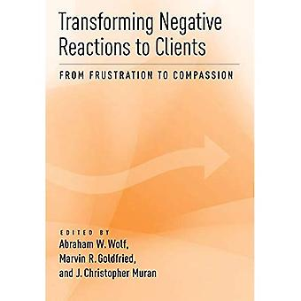 Transforming Negative Reactions to Clients